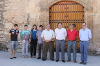 24-07-2012: Con el Partido Popular de Munera.