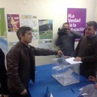 25-01-2014: Joaquín Pagán, nuevo presidente del PP de Caudete.