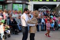 08-05-2015: Javier Cuenca participa en la Noche Mágica.