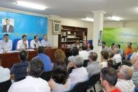 24-07-2012: Reunión con la comarca de Villarrobledo.