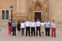 24-07-2012: Reunión con el PP de Villarrobledo.