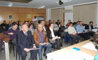 28-02-2013: Imagen de la última reunión del Comité de Alcaldes del Partido Popular de Albacete.