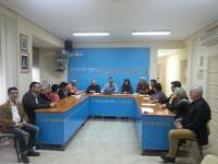 25-03-2014: Reunión comarcal en Hellín sobre la Reforma de la Administración Local.