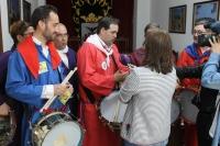 01-04-2015: Núñez destacó el atractivo turístico de la Semana Santa de Tobarra.