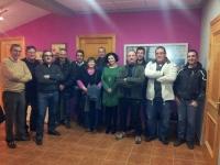 """14-02-2013: El senador Vicente Aroca se ha reunido con el PP de Ontur para tratar temas de actualidad local. Así, el parlamentario destaca """"el extraordinario trabajo"""" que los 'populares' de Ontur desarrollan y su confianza en el Gobierno regional y nacional."""
