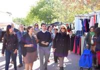 28-04-2015: Javier Cuenca visita Los Invasores.