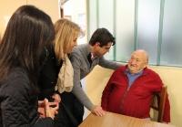 02-05-2015: Javier Cuenca visita el barrio Pedro Lamata.