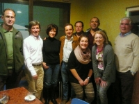 19-03-2013: Alberto Gil Gómez ha sido reelegido presidente del PP de Viveros por la Junta Local. A la reunión han asistido Antonio Martínez, coordinador de Organización del PP de Albacete, y Maribel Serrano, alcaldesa de Villapalacios, entre otros.