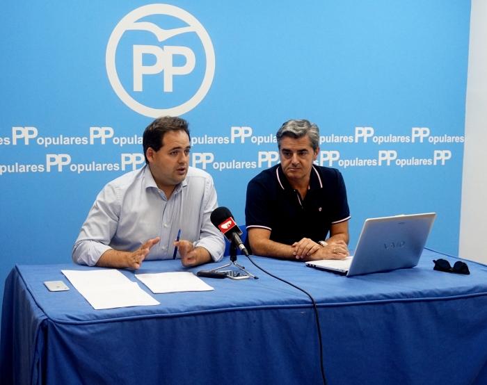 Paco Núñez y Ramón Rodríguez hacen balance del 26-J.