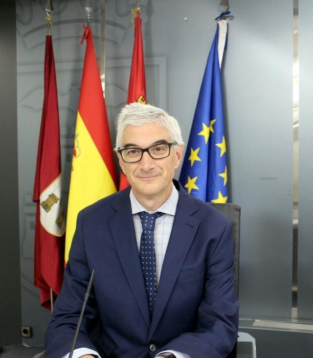 Alberto Reina, concejal del Grupo Municipal del Partido Popular en el Ayuntamiento de Albacete