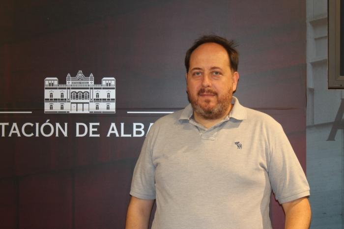 Juan Ángel Martínez, portavoz del Grupo Popular en el Ayuntamiento de Aýna.