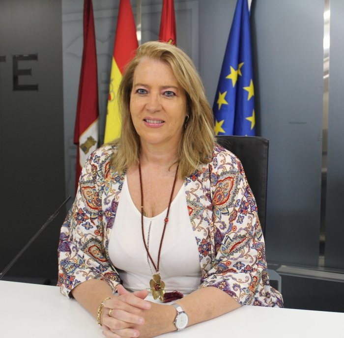 Llanos Navarro, concejal del Ayuntamiento de Albacete