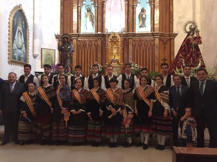 Fiesta en Mahora, con presencia de Paco Núñez.