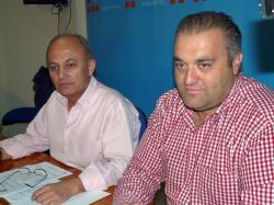 Alonso Pérez y Antonio Callejas.