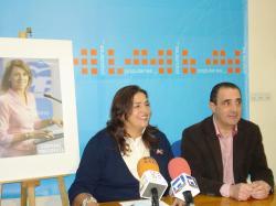 Cesárea Arnedo y Manuel Mínguez.