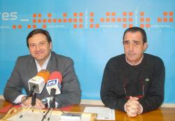 José Luis Teruel y Manuel Mínguez.