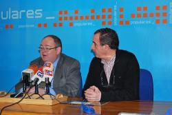 Dimas Cuevas y Manuel Mínguez.
