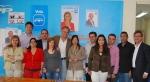 Pons y Marín, con la candidatura municipal de Hellín.