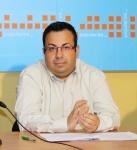 Aurelio Alarcón, miembro de la candidatura municipal.
