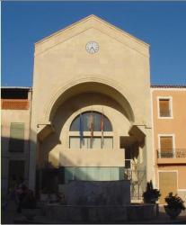 Ayuntamiento de Ontur.