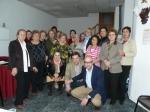 Carmen Bayod, y la Asociación de Mujeres del Barrio Industria
