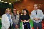 Carmen Bayod junto al albaceteño campeón de España en esta disciplina