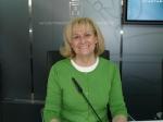 La candidata a la Alcaldía de Albacete, Carmen Bayod