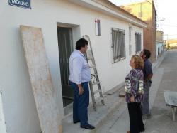 Ampliación del Consultorio Médico en Nava de Arriba.