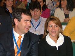 Antonio Román y Cospedal, en el XI Congreso Provincial de Guadalajara.