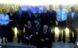 Foto de familia del PP de Casas Ibáñez.