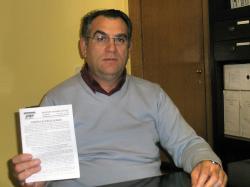 José Miguel Mollá, portavoz del PP.