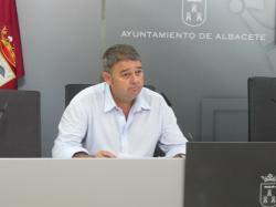 José Luis Serrallé, concejal del Ayuntamiento de la capital.