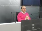 Juan Carlos López Garrido, en rueda de prensa