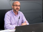 Juan Carlos Molina, portavoz del PP en el Ayuntamiento de Albacete.