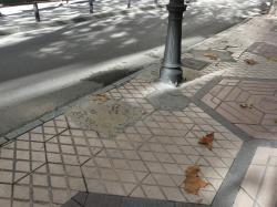Parte del dinero perteneciente al Plan de Barrios lo usan para el Recinto ferial dejando zonas sin arreglo como el Paseo de la Liberta o la Plaza del Ayuntamiento entre otros.