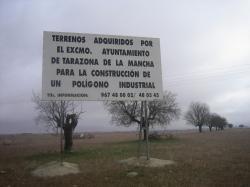 Tarazona espera el Polígono desde 2005.
