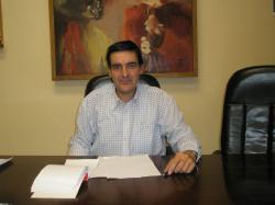 Jesús García, portavoz del PP en Balazote.