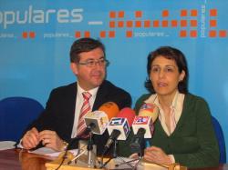 Desde el Partido Popular, se ha solicitado la comparecencia de Barreda en el Pleno de las Cortes de Castilla