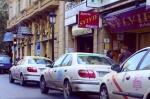 Los taxistas de Albacete exponen sus demandas a la Candidata a la Alcaldía de Albacete, Carmen Bayod