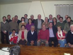 Junta Local del PP de Villapalacios.