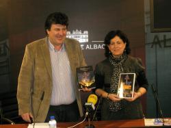 Antonio Serrano y Mari Carmen Álvarez.