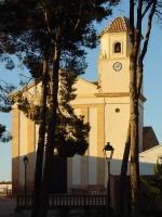 La iglesia de Albatana.