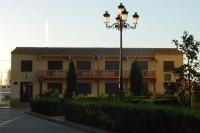 El Ayuntamiento de Albatana.