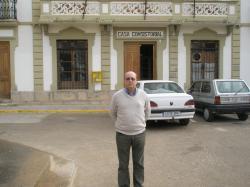 Ángel Salmerón, alcalde de Fuentealbilla.