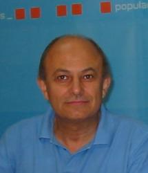 Alonso Pérez, portavoz del Partido Popular.