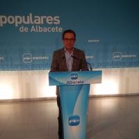 Antonio Martínez, diputado regional.
