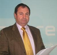 En la imagen, el portavoz del PP en Molinicos, Antonio González.