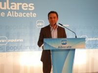 Antonio Martínez, diputado regional del PP.