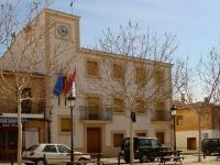 Ayuntamiento de Ossa de Montiel.