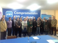 Congreso Local del PP en Caudete.